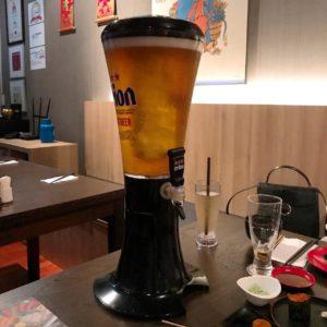 Диспенсер для пива
