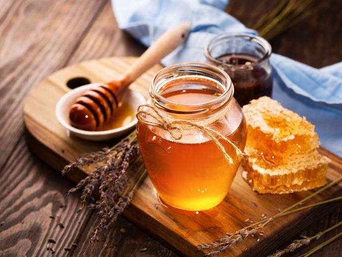 мед в пивоварении