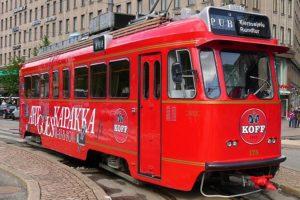 Трамвай паб