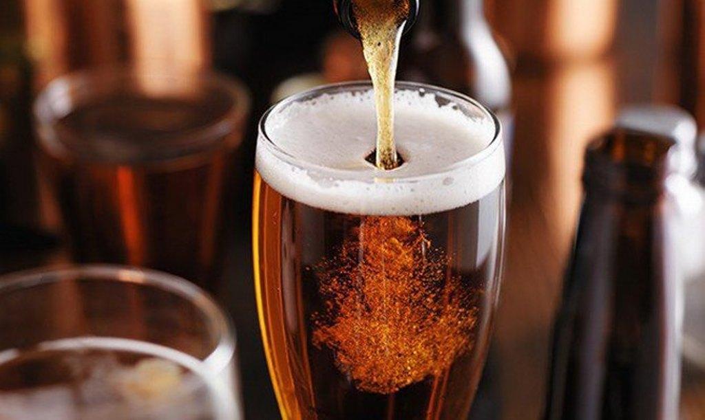 темное и светлое пиво
